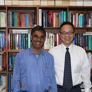 Dr. Sujith and Dr. Yang